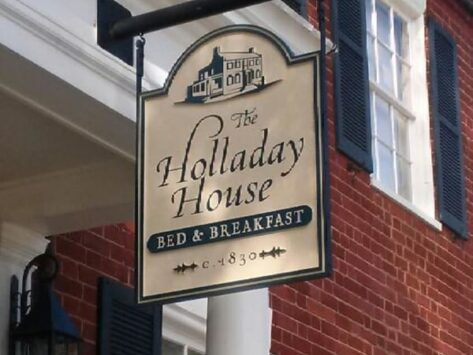 Holladay House Bed and Breakfast, Inns at Montpelier