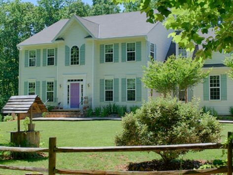 Uphill House Bed and Breakfast, Inns at Montpelier