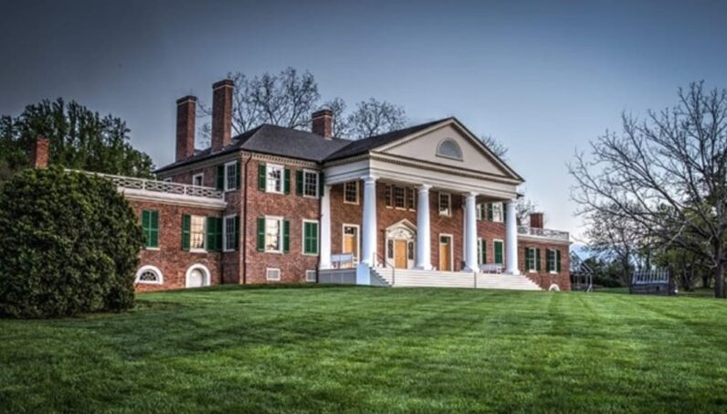 Presidential Homes Tours, Inns at Montpelier